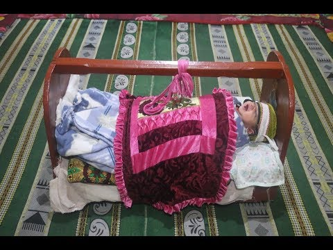 How My 4 Days Old Daughter is Bringing Up ||  Nagar Valley || Gilgit Baltistan