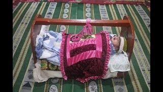 How My 4 Days Old Daughter is Bringing Up ||  Nagar Valley || Gilgit Baltistan