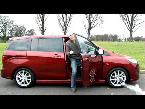 Fifth Gear Web TV - Mazda5 Review
