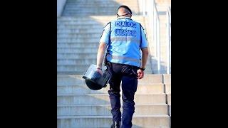 Ion Rata - Ofiterii (Jandarmeria Galati)