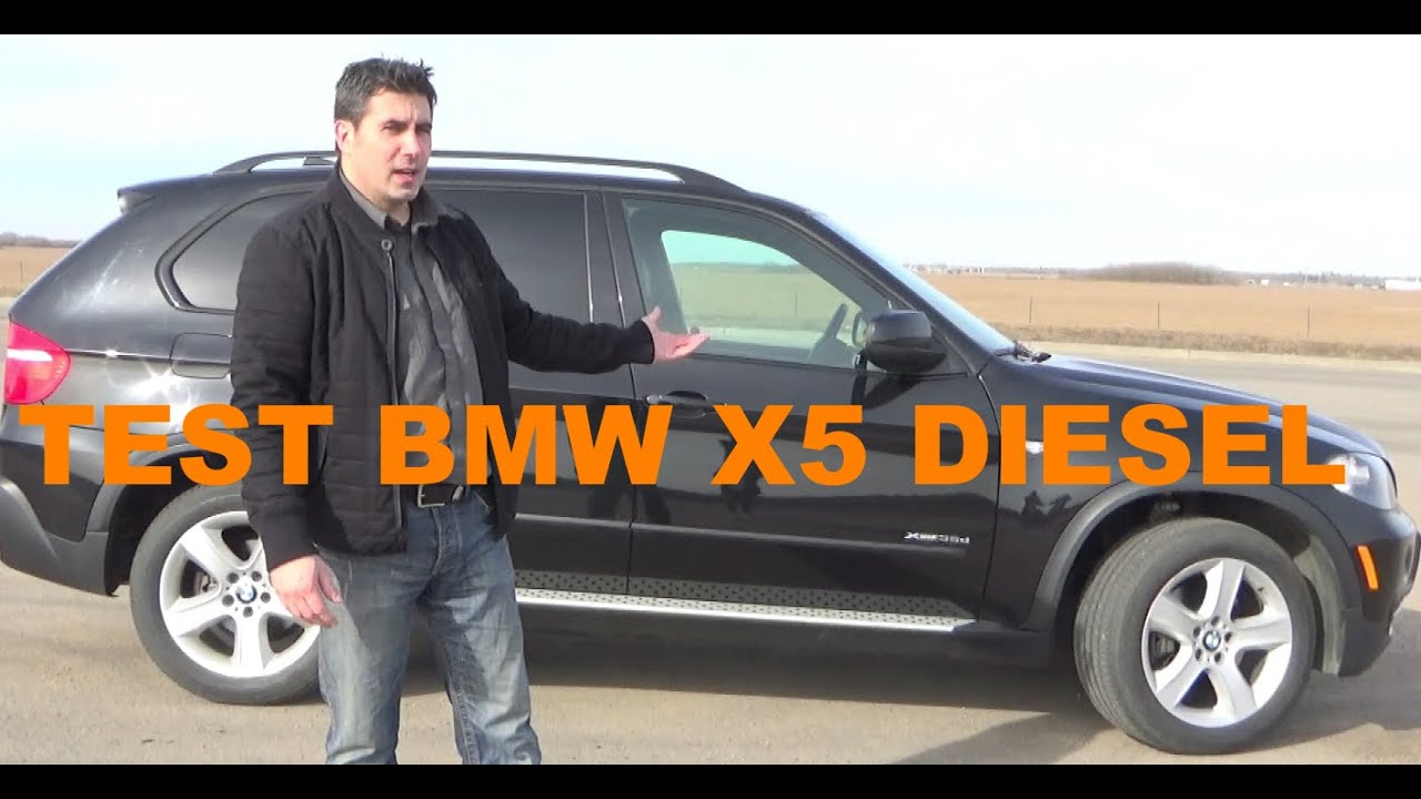 BMW X5 35D DIESEL REVIEW  DRIVE  YouTube