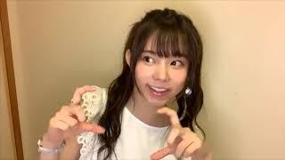 大森莉緒(ラストアイドル Love Cocchi) SHOWROOM 2020年07月18日(土)22時02分~ 途中で途切れています.