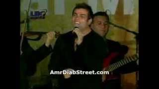 Amr Diab - LG concert 2002 Ana Aktar Wahed