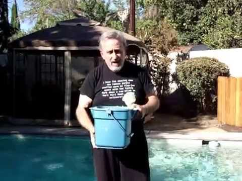 Metal Gear Solid-Colonel Campbell accepts the ICE BUCKET CHALLENGE
