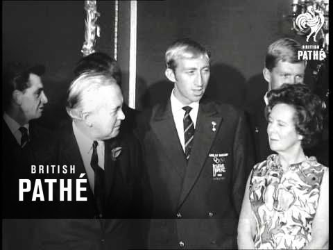 Pm And Olympic Team (1968)