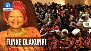 Family, Friends Pay Tributes To Daughter Of Afenifere Leader