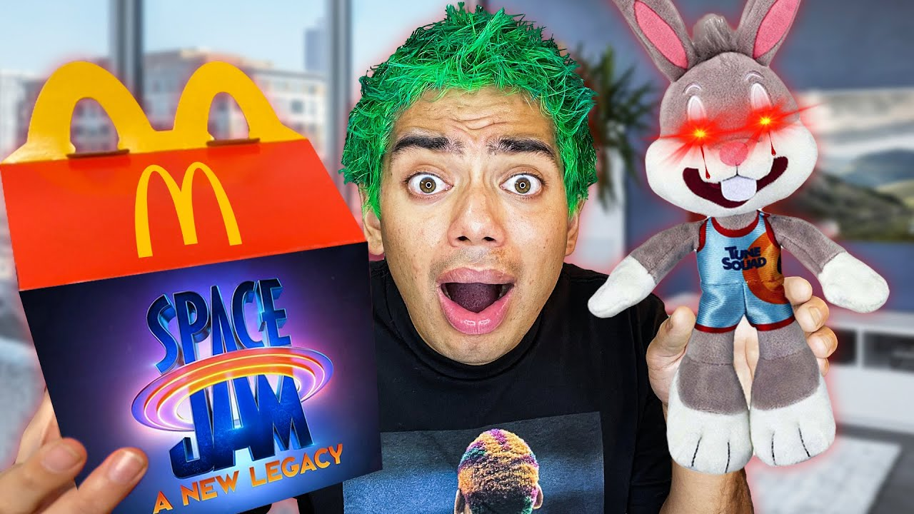 Download DO NOT ORDER SPACE JAM 2 HAPPY MEAL FROM MCDONALDS AT 3AM!! (HE CAME AFTER US!!) LEBRON JAMES.EXE
