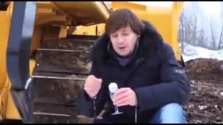 """Обзор бульдозера ЧЕТРА Т11.02СП в программе """"Спецназ"""""""