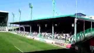 Hibs v Rangers: Ten German bombers and The Dambusters theme gettin belted out at Easter Road