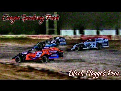 IMCA Modified Main At Canyon Speedway Park July 30th 2016