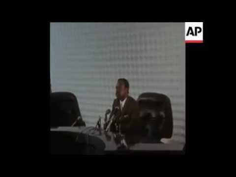 #Gabon - Omar Bongo parle de sa reconnaissance du Biafra 1970