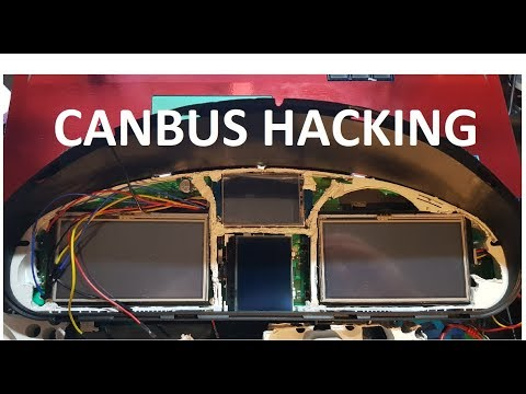 Canbus Hacking Stage 3, The New Display