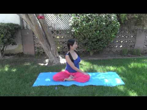 妍式瑜伽(瑜伽拉筋暖身法1)
