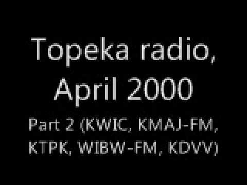 Topeka Radio - April 2000, part 2