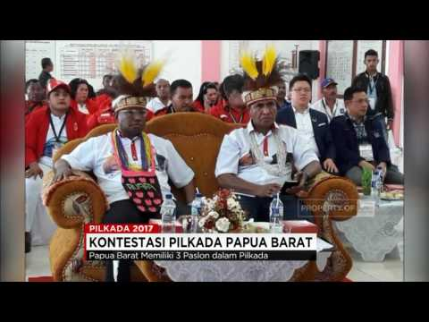 Kontestasi Pilkada Papua Barat