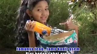 LAGU ANAK ANAK - MBOK JAMU - CANTIK Mp3