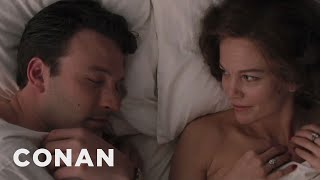 EXCLUSIVE: Batman Slept With Superman's Mom  - CONAN on TBS