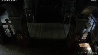 Прямая трансляция богослужения Ионинского монастыря