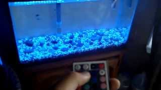 Custom Rgb Led Aquarium Light