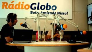 Roger Nogueira entrevista completa Rádio Globo.