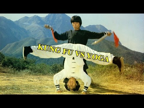Wu Tang Collection - Kung Fu vs Yoga