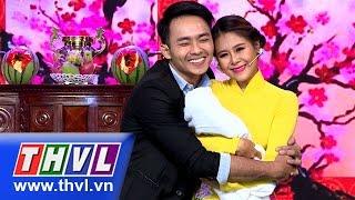 THVL | Tình ca Việt 2016 - Tập 6: Mùa xuân hạnh phúc | Chuyện ngày xuân - Nam Thư, Hoàng Khánh