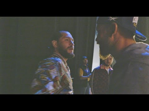 "Jorge Masvidal and Donald ""Cowboy"" Cerrone Cross Paths Backstage At UFC 246"