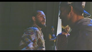 "Jorge Masvidal and Donald ""Cowboy"" Cerrone Backstage At UFC 246"