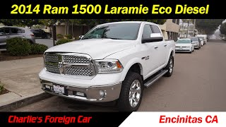 For Sale: 2014 Ram 1500 Laramie Eco Diesel