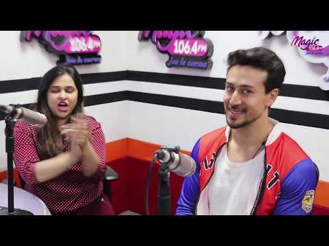 Rapid Fire Round with Student of the year 2 Cast | Tiger Shroff | Ananya Pandey | Tara | RJ Sapna