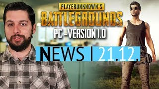 PUBG 1.0 Vollversion erschienen - Hunt: Termin für Alpha-Test - News