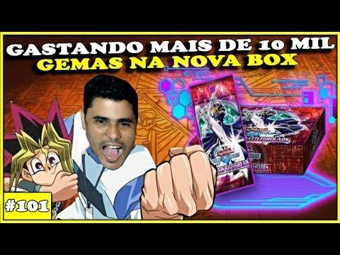 TORRANDO 10 MIL GEMAS NOVA BOX CRUSADERS BATTLEGROUNDS - Yu-Gi-Oh! Duel Links