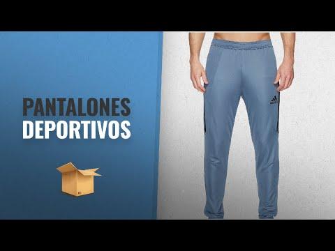 pantalones-deportivos-para-hombre:-adidas-mens-tiro17-trg-pant,-steel/black,-small