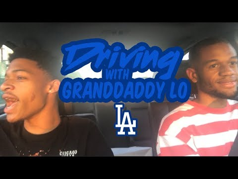 Driving With Granddaddy Lo: Los Angeles
