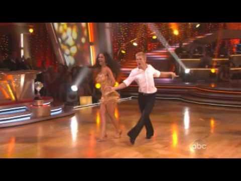 Nicole Scherzinger & Derek Hough - Dancing With The Stars final dance final night