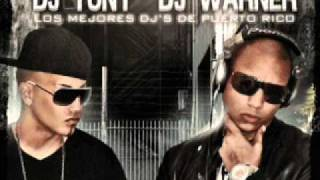 dj warner & dj tony - [perreo intenso mix]