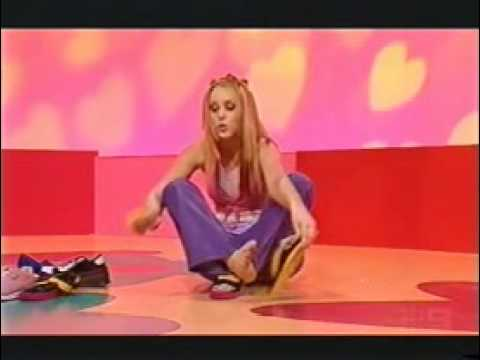 Hi 5 Charli Robinson >> Hi5 charli feet shoes - YouTube