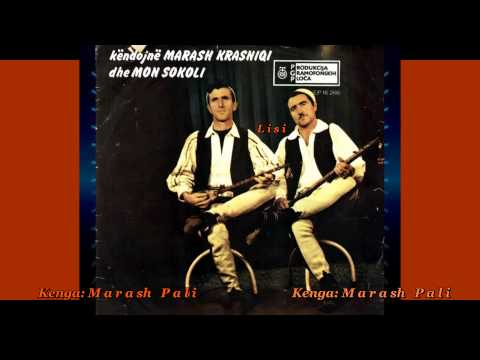 Marash Krasniqi & Man Sokoli - Marash Pali