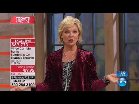 HSN | Vince Camuto Collection 10.10.2017 - 12 AM