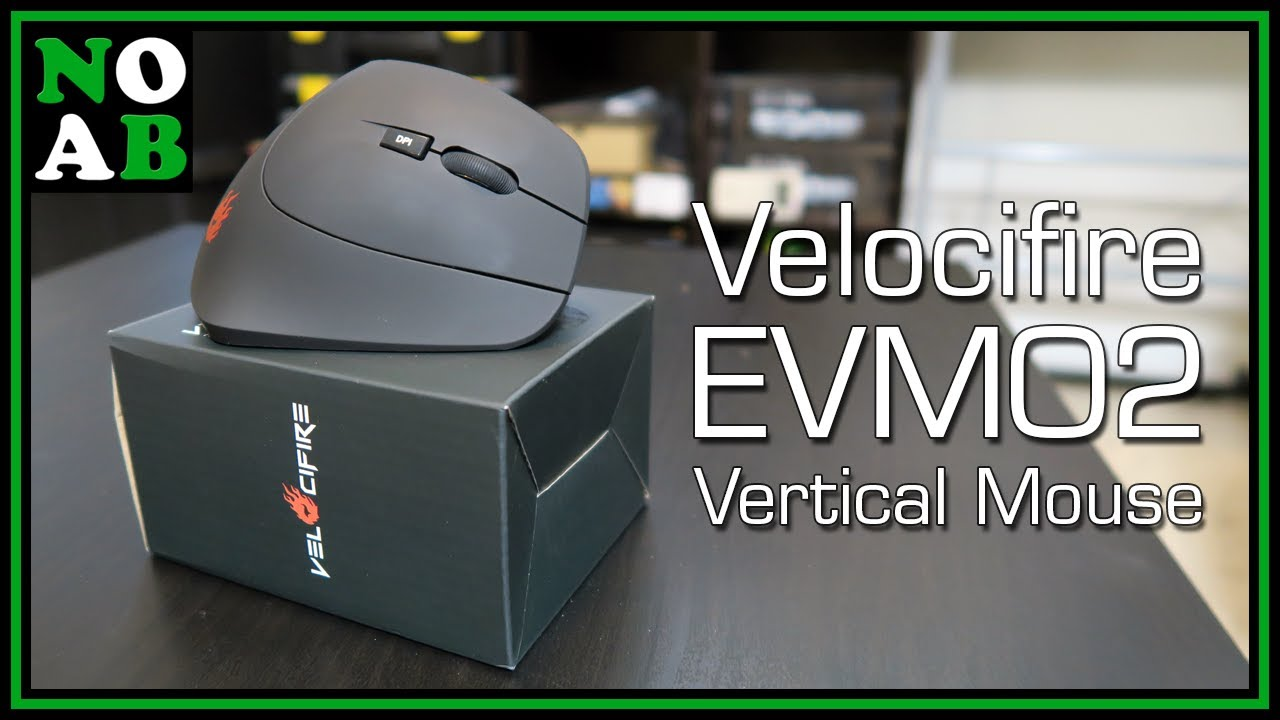 1681eaa63e1 EVM02 Wireless Vertical Ergonomic Mouse – Make Typing Better | Velocifire