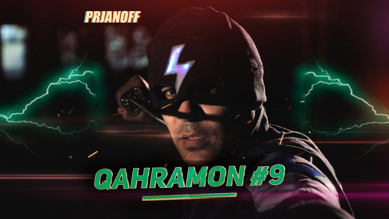 Prjanoff - QAHRAMON #9