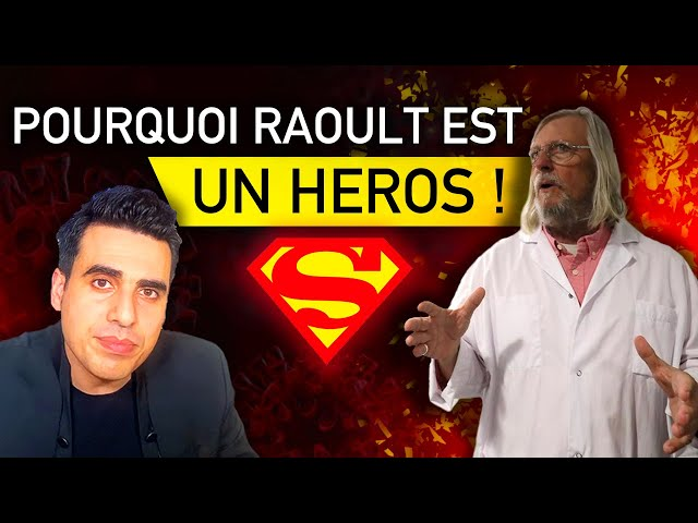 Pourquoi RAOULT est un héros ! | IDRISS ABERKANE