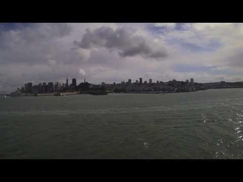 Port of San Francisco  - Timelapse