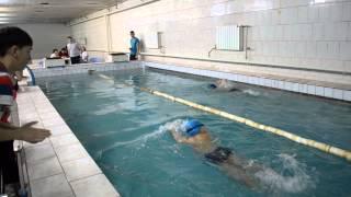 соревнования бассейн Дельфин г. Семей