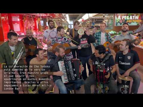 """La Pegatina & Che Sudaka - #ALCARRER10 (""""No a la guerra"""")"""