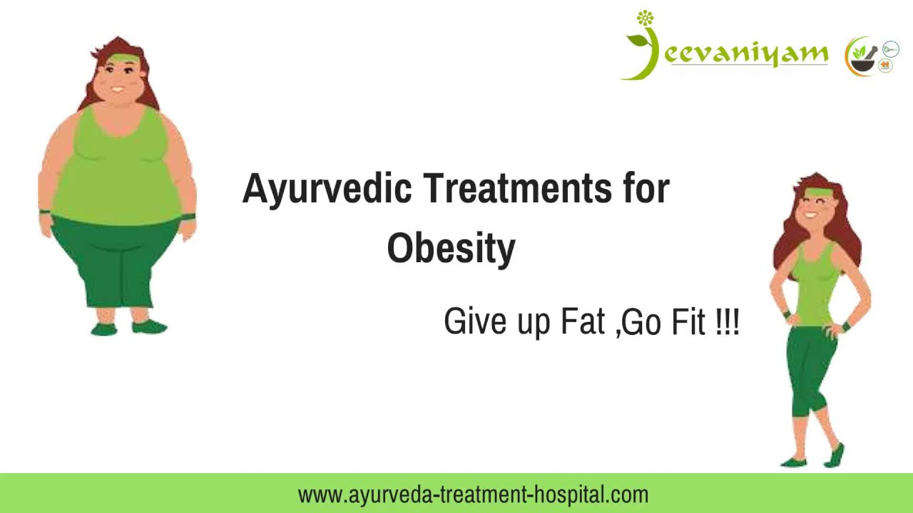 Ayurvedic Treatment for Obesity in Cochin | Ayurvedic Weightloss Treatments  in Kerala,India