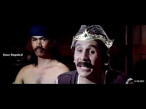 Pesanggrahan keramat (saur sepuh 2 ) # film kolosal ...