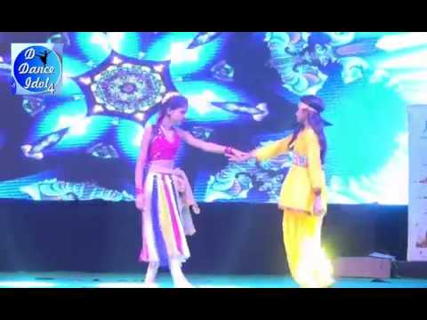 Ab Tohe Jane Na Doongi - Payal Dev and Shreyas Puranik/D DANCE IDOL/BY STAR'S ACADEMY