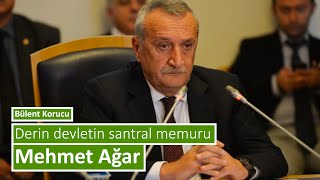 Gambar cover Derin devletin santral memuru: Mehmet Ağar [Bülent Korucu]