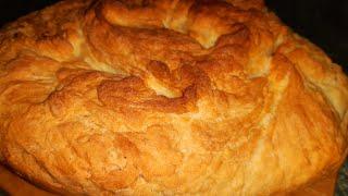 Хлеб с Хрустящей корочкой самый быстрый рецепт Получается у ВСЕХ